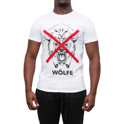 MATTHEW 7:15 LARGE EMBLEM WHITE T-SHIRT - Wölfeclothing