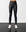 Stretch Leather Seam Pant