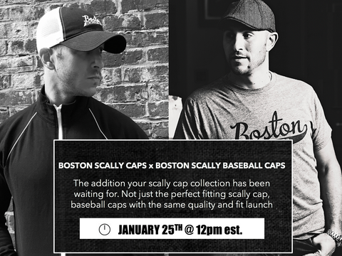 661e761c9de20 Just as good as our scally caps - same quality and signature fit. SET YOUR  CALENDARS! Boston Scally Co.