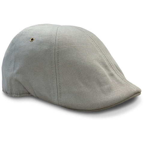 *NEW* 'The Worker' Boston Scally Cap - Concrete