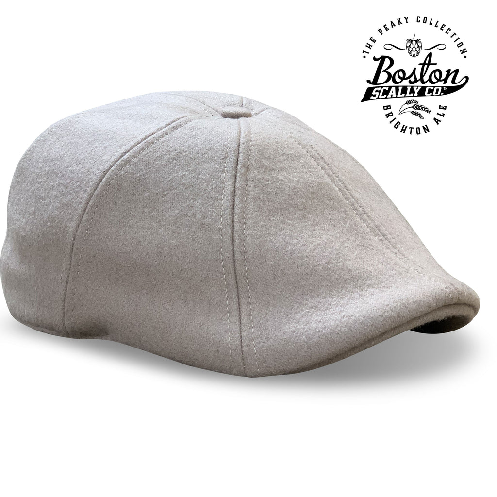 *NEW* The 'Peaky' Boston Scally Cap - Brighton Ale