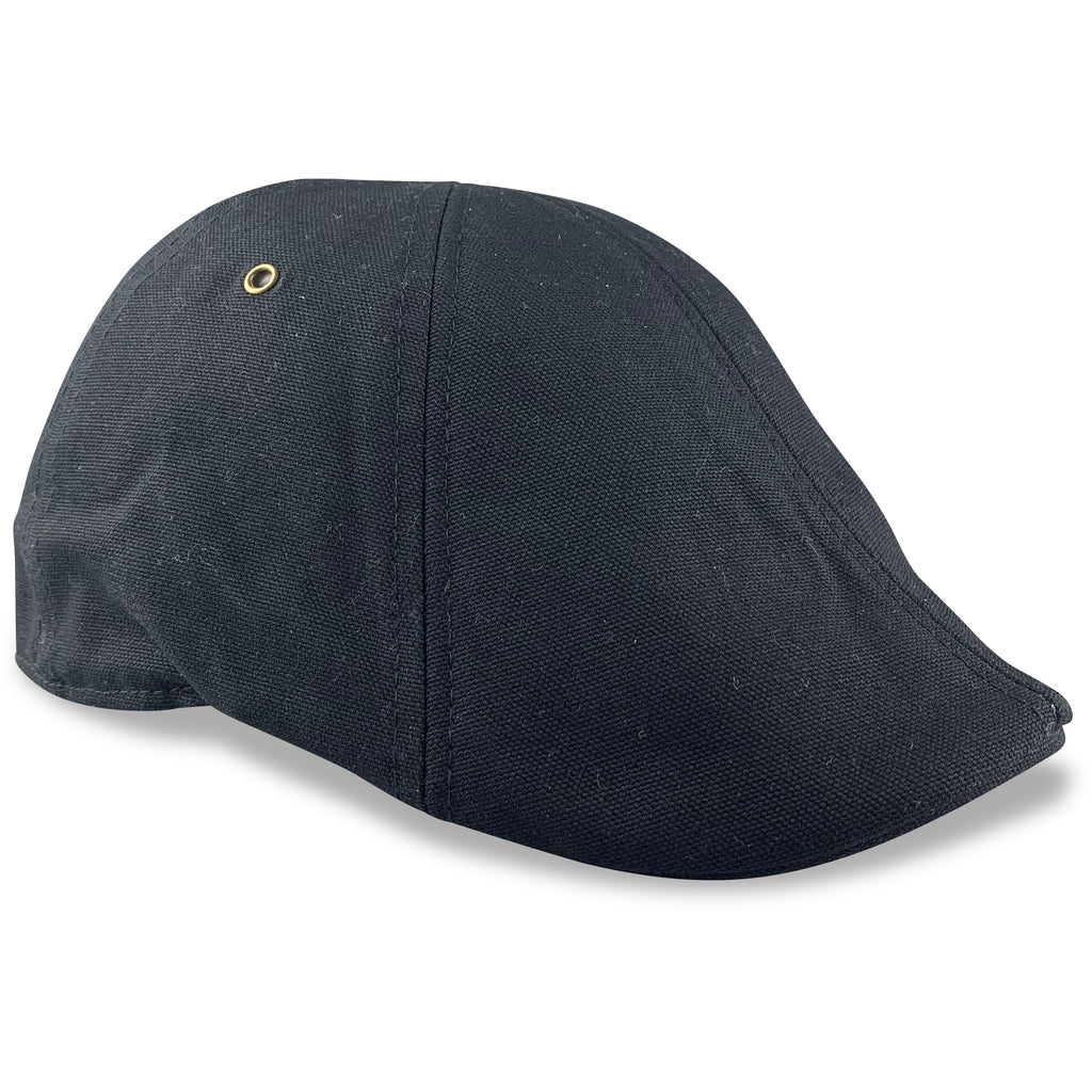 *NEW* 'The Worker' Boston Scally Cap - Black