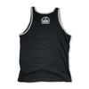 'Brave Change' Tank Top - Black