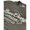 'Brave Change' T-Shirt - Vintage Black