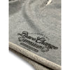 'Brave Change' Shorts - Old School Grey