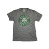 Boston Scally Celtic Tee - Vintage Grey