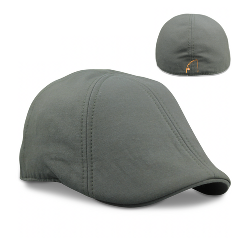 'The Cape Codder' Fishing Rod Scally Cap - Raycroft Green