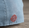 'Sailor' Boston Scally Cap - Tide Blue