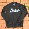 Boston Scally Game Day Crewneck - Black