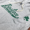 Boston Scally Co. Shamrock Hoodie - Grey