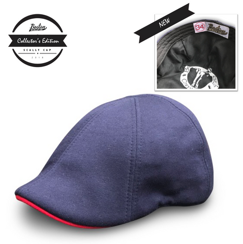 *NEW* 'The Papi' Scally Cap - Navy Blue