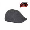 Boston Scally Kids Scrapper Cap - Charcoal Grey