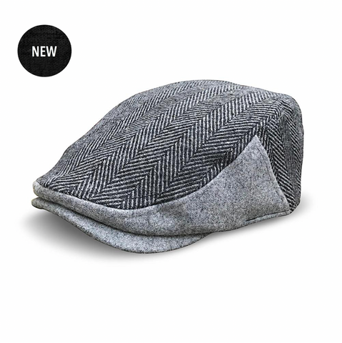 The Classic Scally Cap - Grey