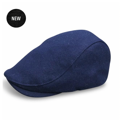 'The Neighborhood' Boston Scally Cap - Charlestown Blue