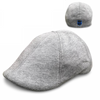 'The Responder' Classic Grey Scally Cap - Police