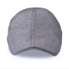 *NEW* 'The Cape Codder' Ship Wheel Scally Cap - Driftwood Grey