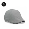 'The Trainer' Scally Cap - Light Grey