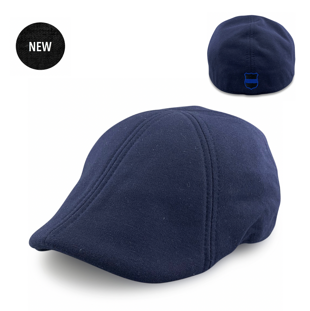 'The Responder' Blue Scally Cap - Police