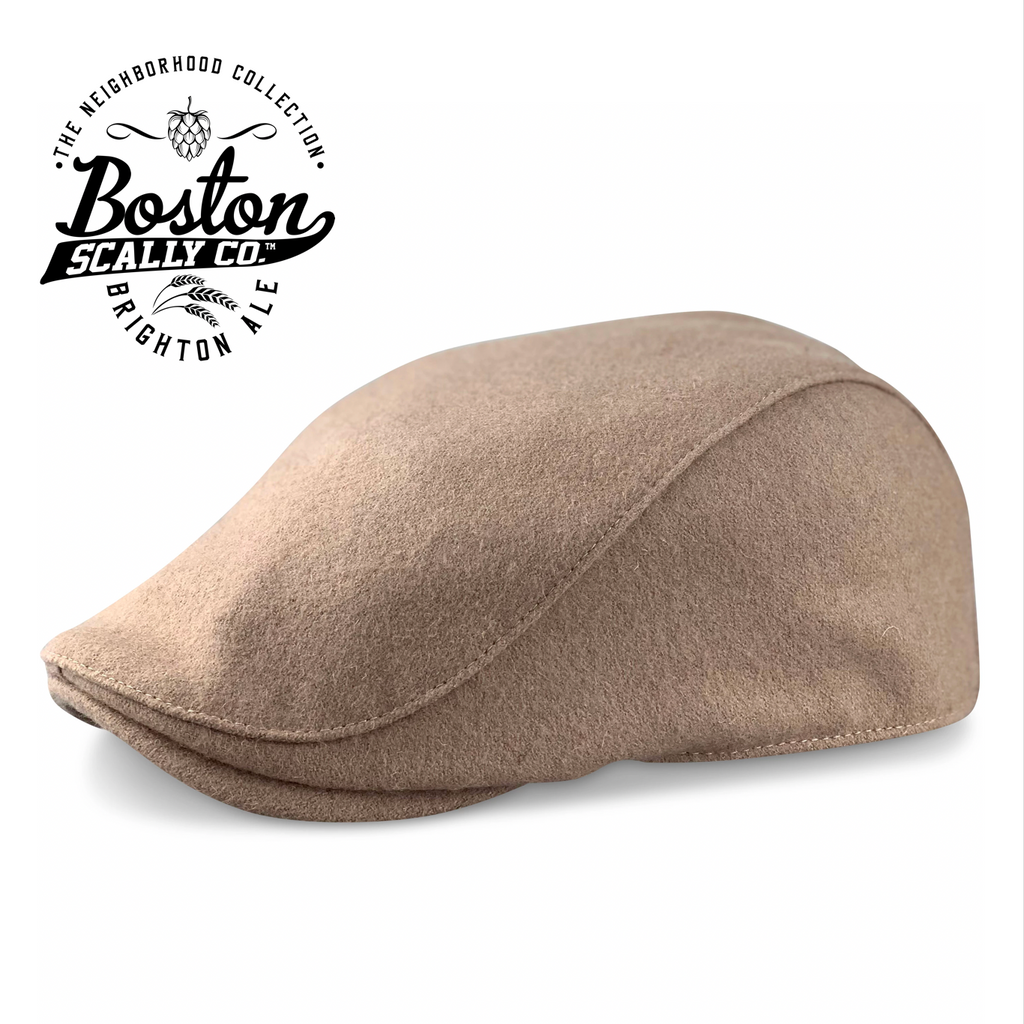 *NEW* 'The Neighborhood' Boston Scally Cap - Brighton Ale