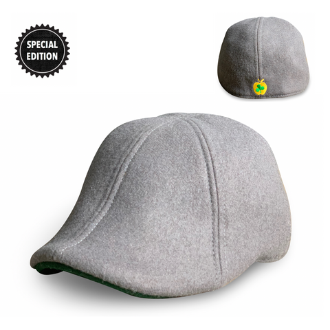 'The Equation' Boston Scally Cap - Good Will Grey
