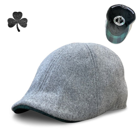 'The BOONDOCK' Collector's Edition Grey Scally Cap
