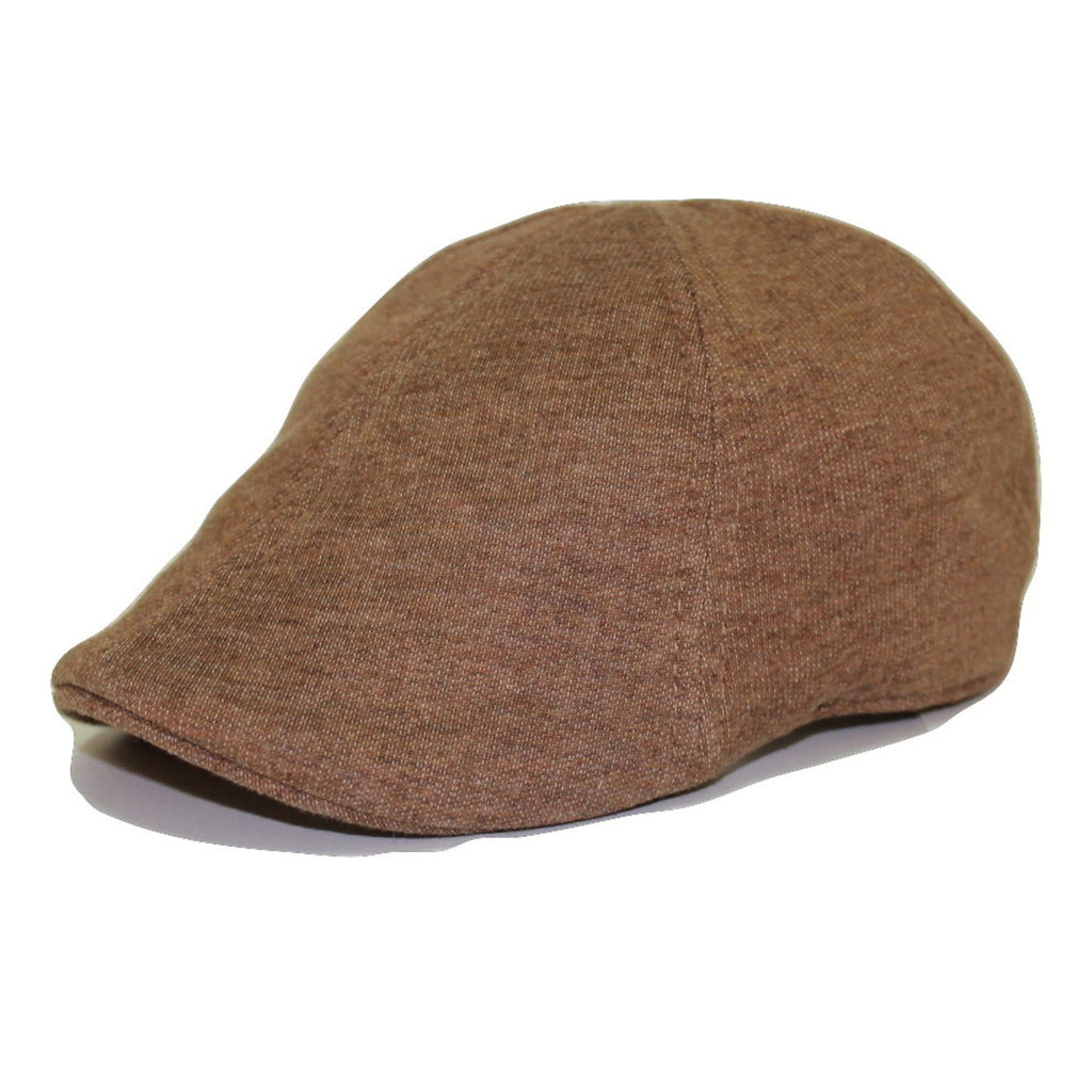'The Scrapper' Scally Cap-Tan