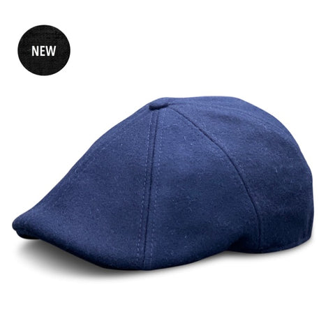 *NEW* 'The Peaky' Boston Scally Cap - Charlestown Blue