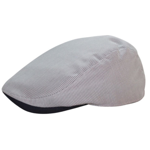 *NEW* 'The Mariner' Scally Cap - Grey