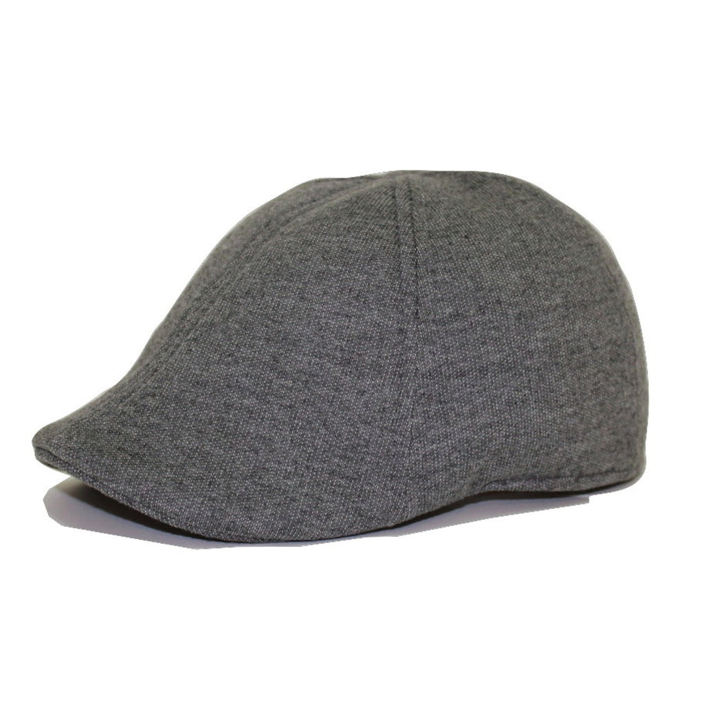 'The Scrapper' Scally Cap-Light Grey