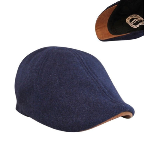 'The Kenmore' Scally Cap - Royal Blue