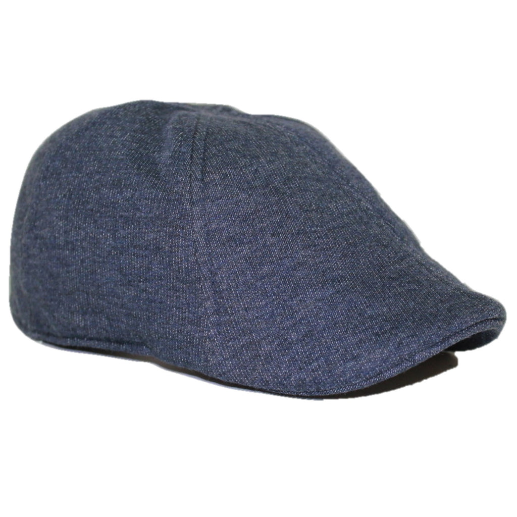 'The Scrapper' Scally Cap-Blue