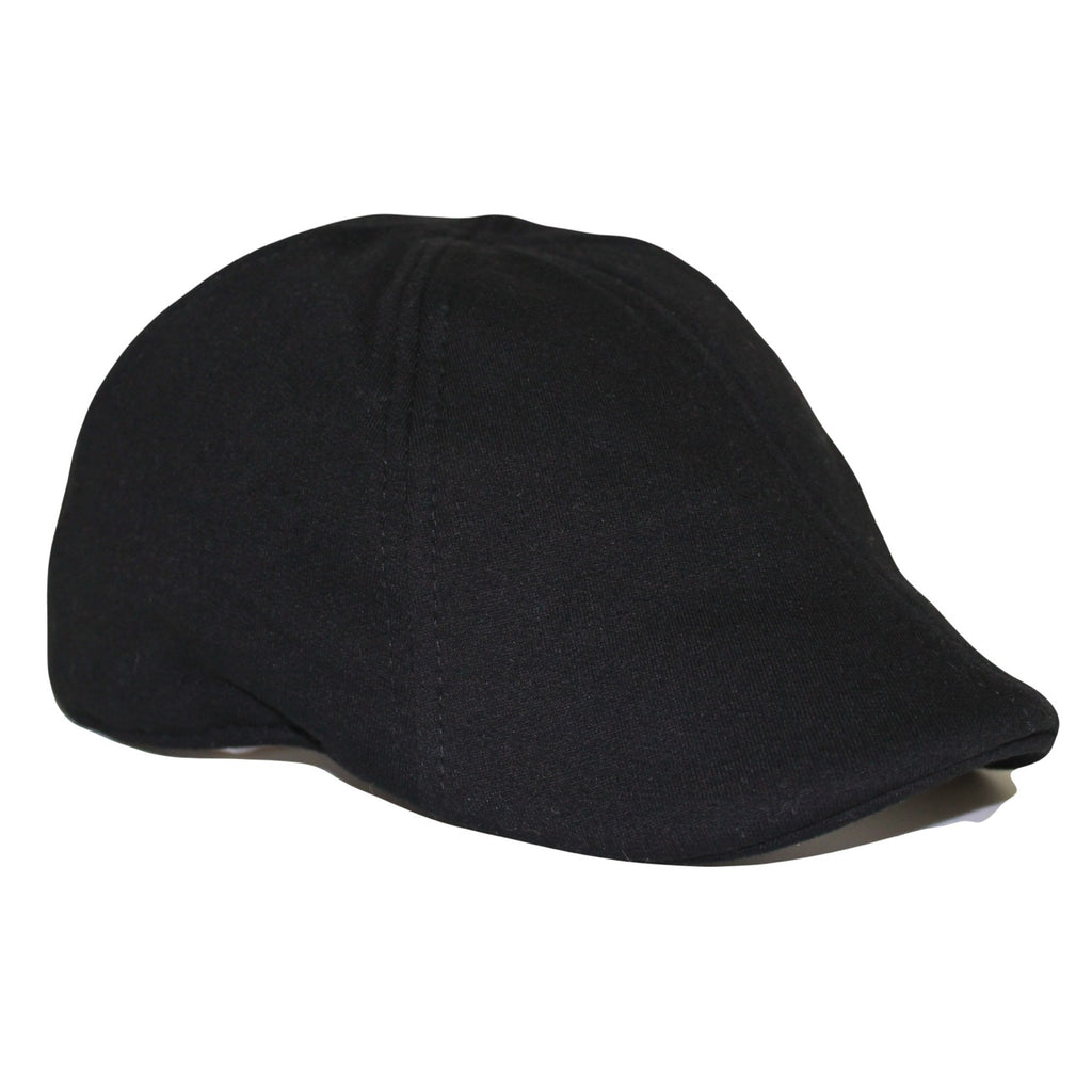 'The Scrapper' Scally Cap-Black