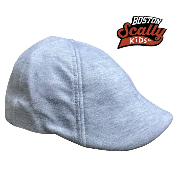 Boston Scally Kids Game Day Cap - Grey