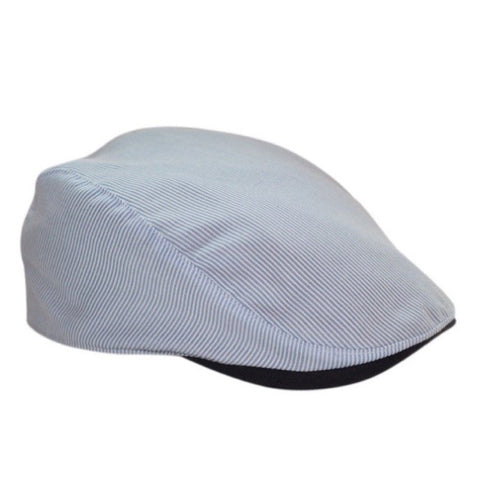 *NEW* 'The Mariner' Scally Cap - Light Blue