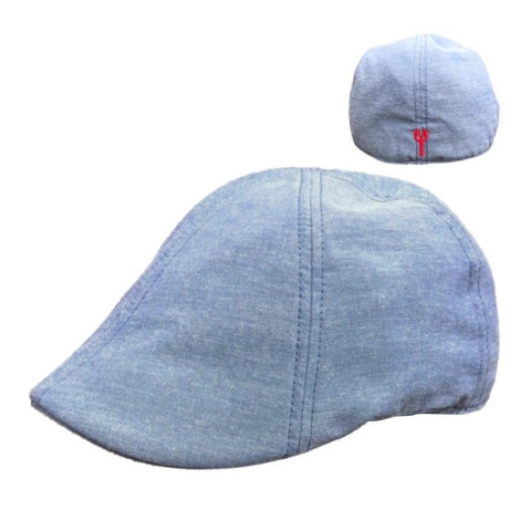 *NEW* 'The Cape Codder' Lobster Scally Cap - Saltbox Blue