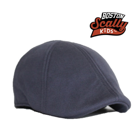 *NEW* Boston Scally Kids Game Day Cap - Blue
