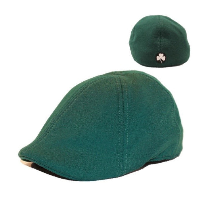 'The Dubliner' Scally Cap - Hunter Green