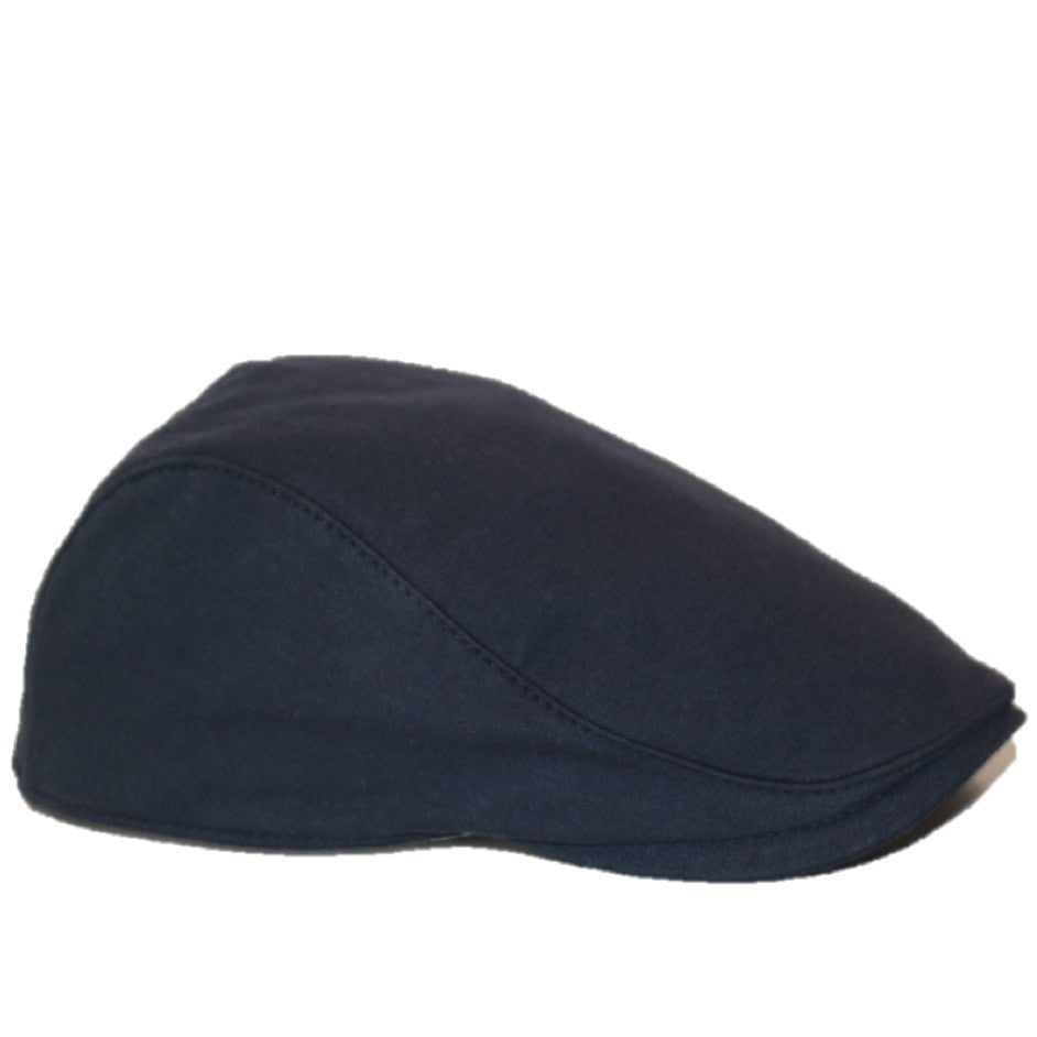 'The Townie' Scally Cap - Navy Blue