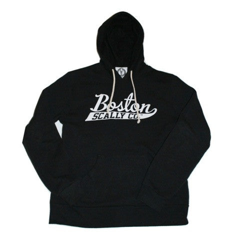 Boston Scally Co. Black Hoodie
