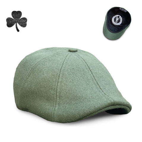 St. Patrick 'Peaky' Boston Scally Cap