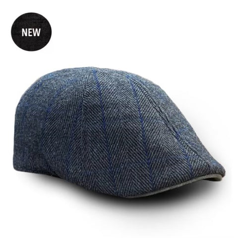 The 'Industrial' Boston Scally Cap