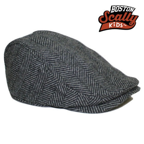 "Boston Scally Kids ""Original"" Grey"