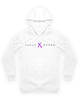 FULLY HYPED Hoodie - Wit - Original