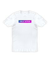 FULLY HYPED - FH20-1 - Shirt - Wit