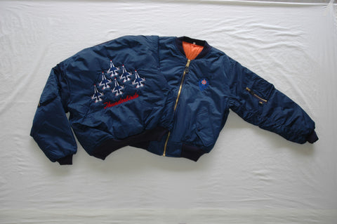 Thunderbird Delta Flight Jacket
