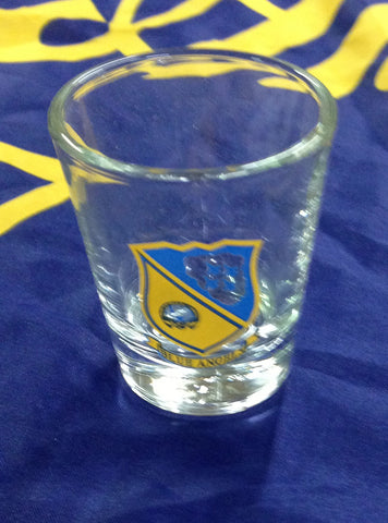 Blue Angels Short Shot Glass