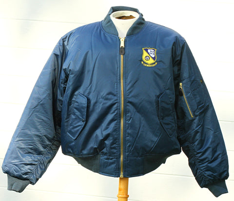 Blue Angels Delta Flight Jacket