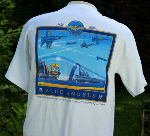 Blue Angels 100th Anniversary of Flight Adult Tee Shirt