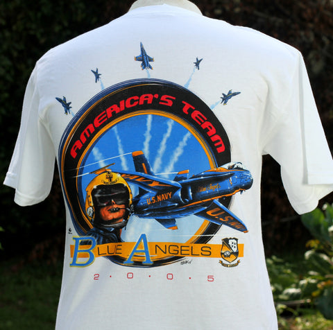 Blue Angels 2005 Adult Tee