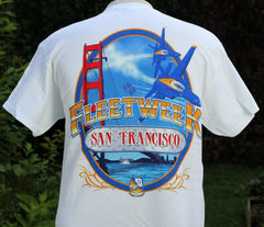 Blue Angels San Francisco 2012 Adult Tee
